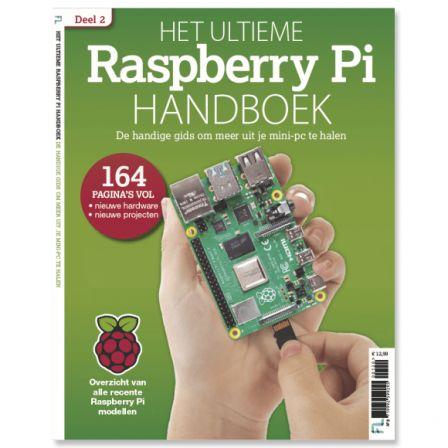 Het Ultieme Raspberry Pi Handboek 2020 Editie