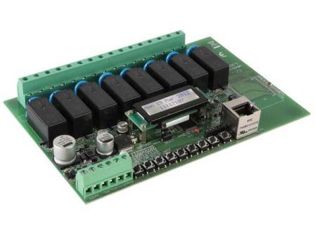 Velleman Ethernet Relaiskaart VM201