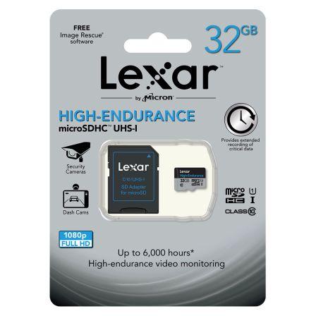 Lexar 32gb High Endurance SDHC
