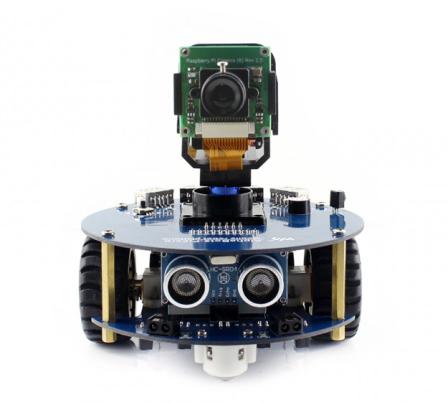 Waveshare Alphabot2 Robot Kit voor Raspberry Pi Zero/Zero W